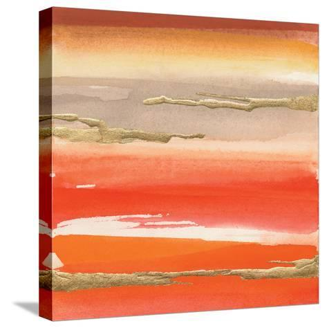 Gilded Mandarin III-Chris Paschke-Stretched Canvas Print