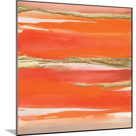 Gilded Mandarin I-Chris Paschke-Mounted Art Print