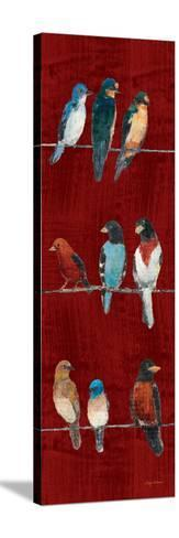 The Usual Suspects Panel V-Avery Tillmon-Stretched Canvas Print