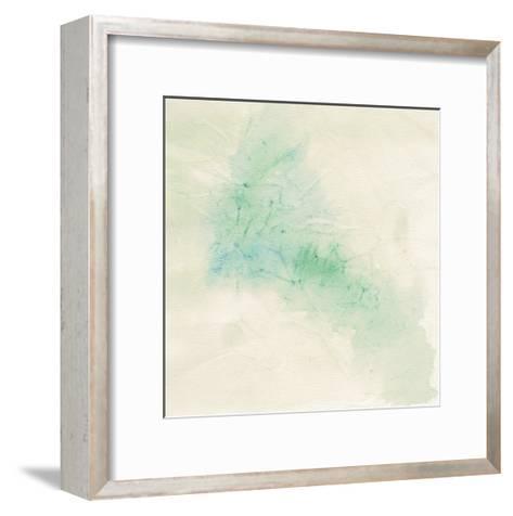 Crinkle Green-Chris Paschke-Framed Art Print