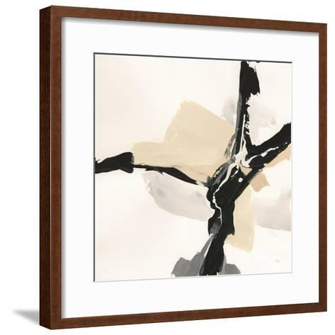 Creamy Tan III-Chris Paschke-Framed Art Print