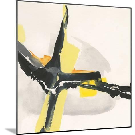 Creamy Yellow I-Chris Paschke-Mounted Art Print