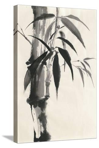Sumi Bamboo Cream-Chris Paschke-Stretched Canvas Print