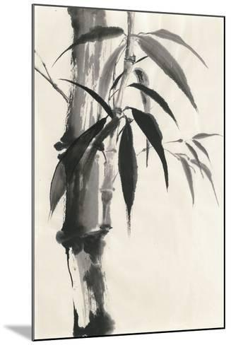 Sumi Bamboo Cream-Chris Paschke-Mounted Art Print