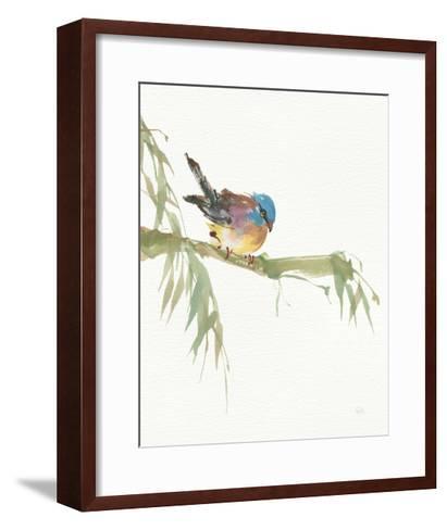 Finch v2-Chris Paschke-Framed Art Print