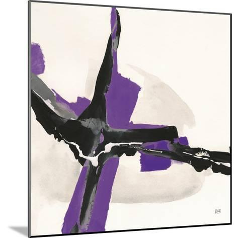 Creamy Amethyst I-Chris Paschke-Mounted Art Print