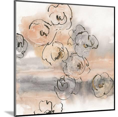 Gold Dust I-Chris Paschke-Mounted Art Print