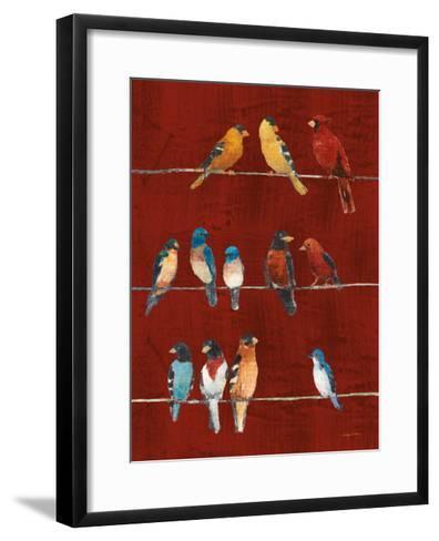 The Usual Suspects VI-Avery Tillmon-Framed Art Print