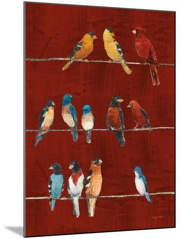 The Usual Suspects VI-Avery Tillmon-Mounted Art Print