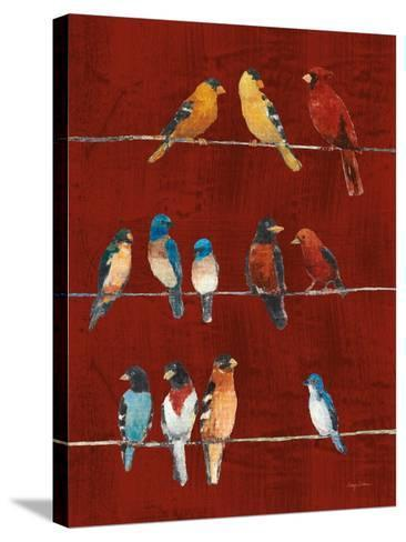 The Usual Suspects VI-Avery Tillmon-Stretched Canvas Print