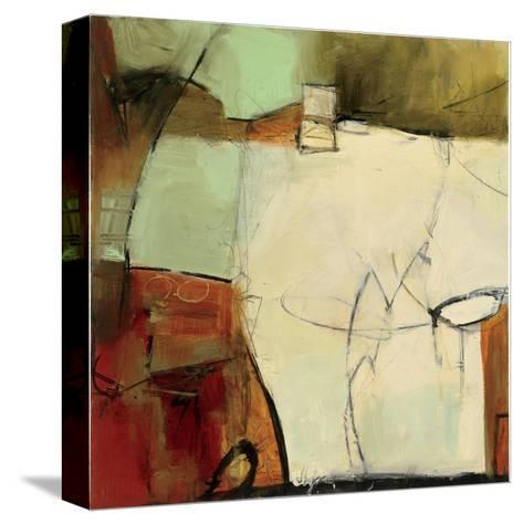 Study No. 126-CJ Anderson-Stretched Canvas Print