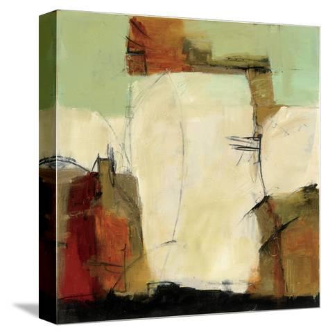 Study No. 124-CJ Anderson-Stretched Canvas Print