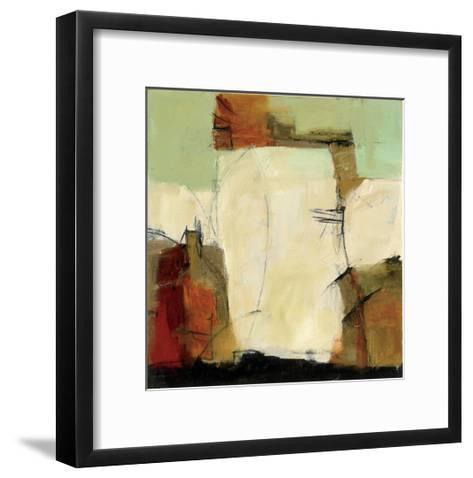 Study No. 124-CJ Anderson-Framed Art Print