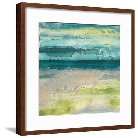 Beyond the Horizon II-Chris Paschke-Framed Art Print