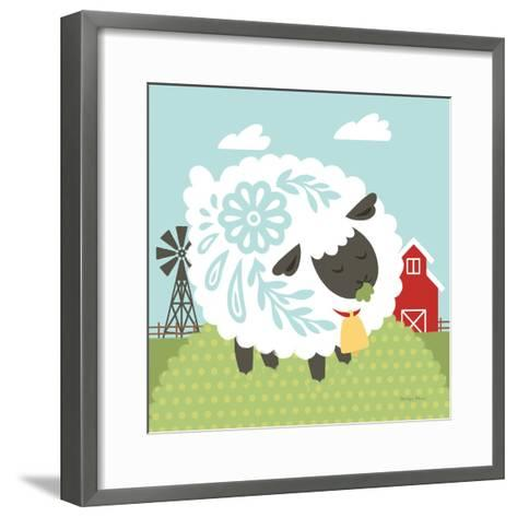 Little Farm I-Cleonique Hilsaca-Framed Art Print