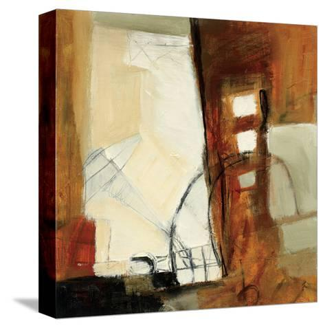Study No. 122-CJ Anderson-Stretched Canvas Print
