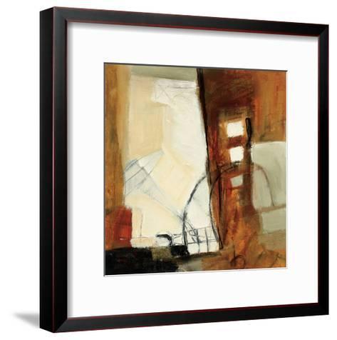 Study No. 122-CJ Anderson-Framed Art Print