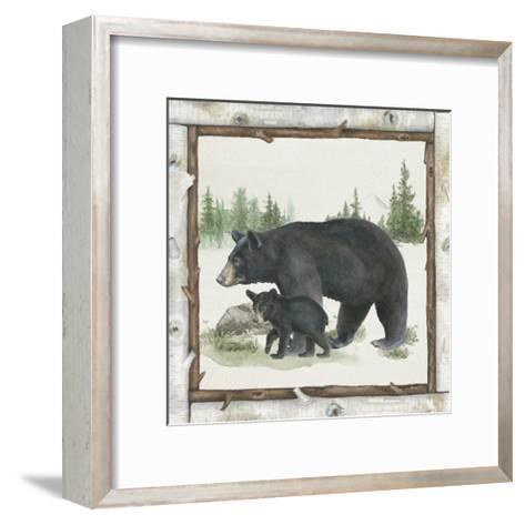 Family Cabin IV-Beth Grove-Framed Art Print