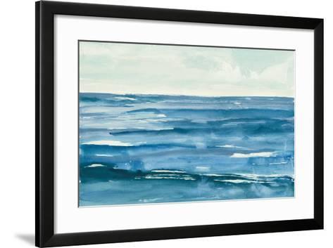 Seascape III-Chris Paschke-Framed Art Print