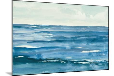 Seascape III-Chris Paschke-Mounted Art Print