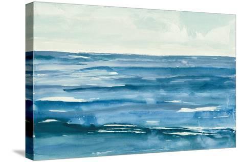 Seascape III-Chris Paschke-Stretched Canvas Print