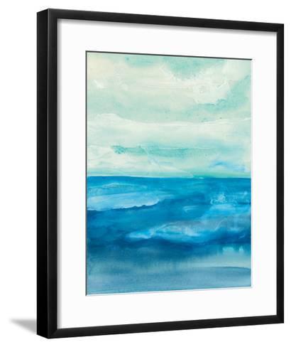 Shallow Water-Chris Paschke-Framed Art Print