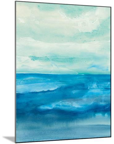 Shallow Water-Chris Paschke-Mounted Art Print
