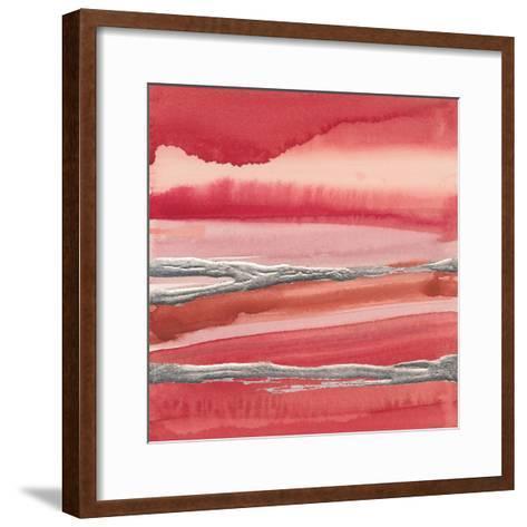 Silver Marsh-Chris Paschke-Framed Art Print