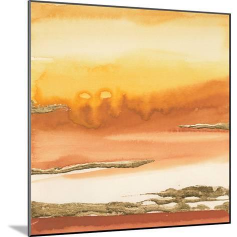 Gilded Amber I-Chris Paschke-Mounted Art Print