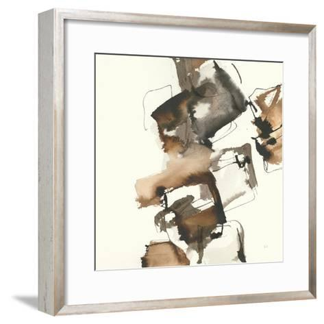 Stacked I-Chris Paschke-Framed Art Print