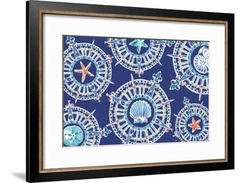 Maritime XIV-Daphne Brissonnet-Framed Art Print