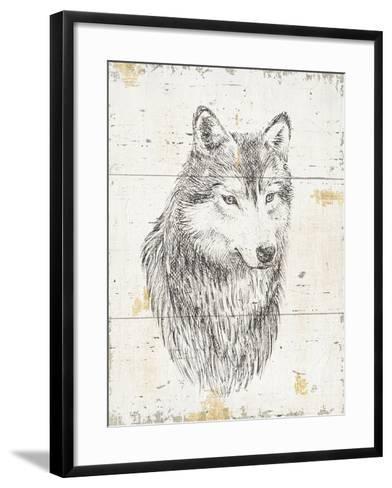 Wild and Beautiful III-Daphne Brissonnet-Framed Art Print