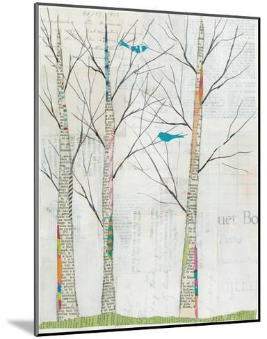 Two Birds-Courtney Prahl-Mounted Art Print