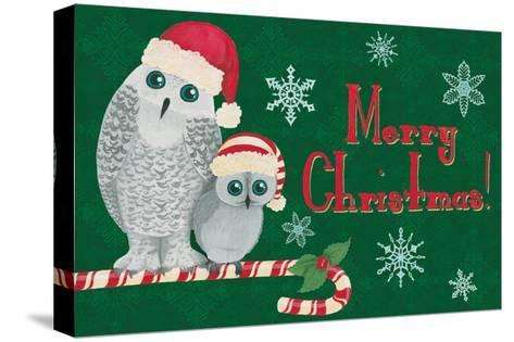 Christmas Parliament I-Elyse DeNeige-Stretched Canvas Print