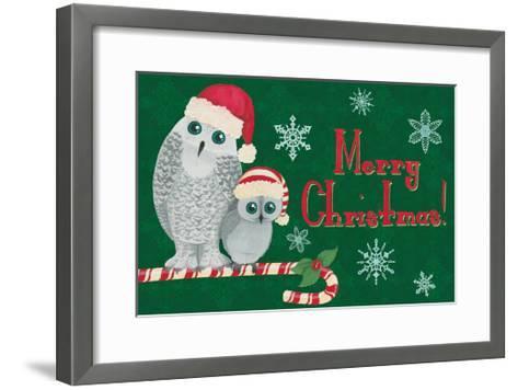 Christmas Parliament I-Elyse DeNeige-Framed Art Print