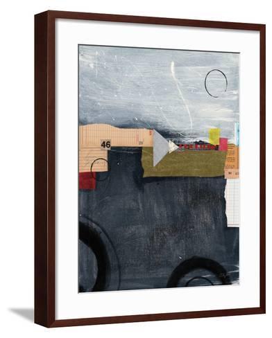 Abstract 46-Courtney Prahl-Framed Art Print