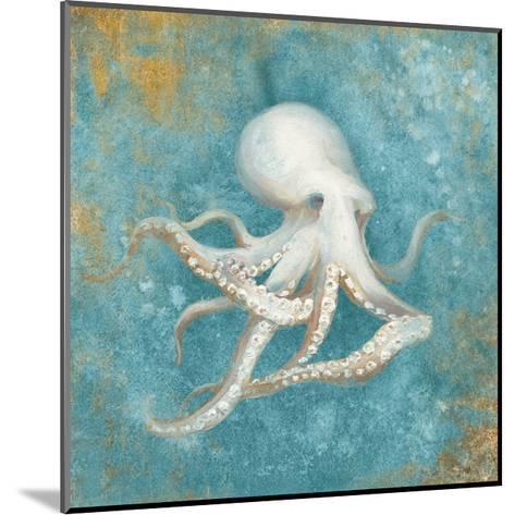Treaures from the Sea V Aqua-Danhui Nai-Mounted Art Print