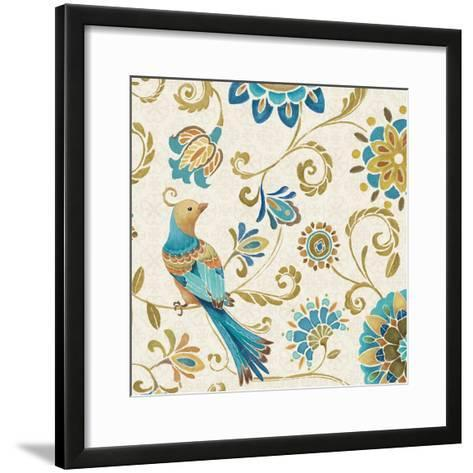 Love Tales II-Daphne Brissonnet-Framed Art Print