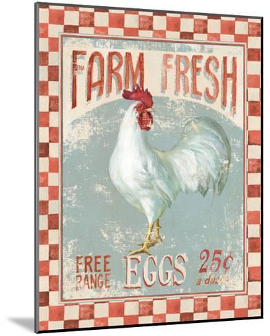 Farm Nostalgia VII-Danhui Nai-Mounted Art Print