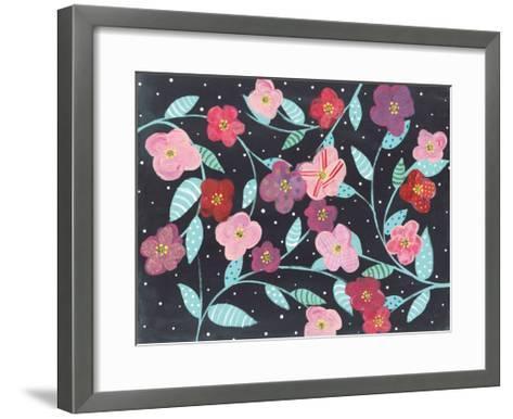 Wall Flowers-Courtney Prahl-Framed Art Print