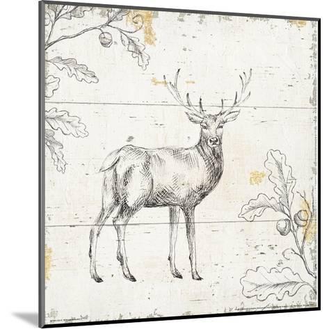 Wild and Beautiful V-Daphne Brissonnet-Mounted Art Print