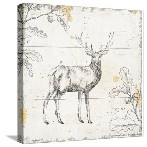 Wild and Beautiful V-Daphne Brissonnet-Stretched Canvas Print