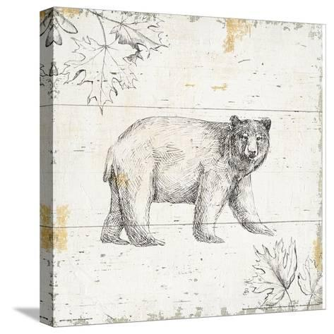 Wild and Beautiful VII-Daphne Brissonnet-Stretched Canvas Print