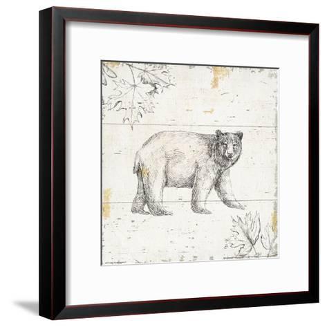 Wild and Beautiful VII-Daphne Brissonnet-Framed Art Print