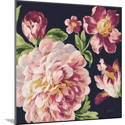Mixed Floral IV Crop I Pastel-Danhui Nai-Mounted Art Print
