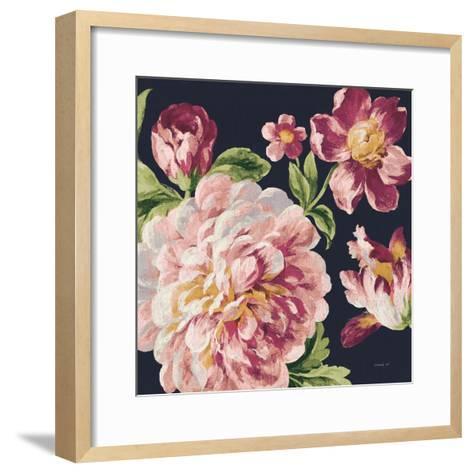 Mixed Floral IV Crop I Pastel-Danhui Nai-Framed Art Print