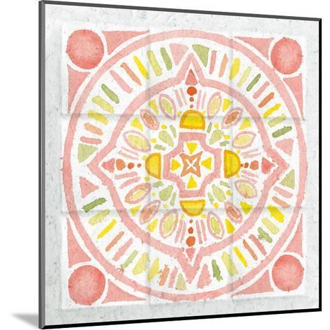 Citrus Tile IV-Elyse DeNeige-Mounted Art Print