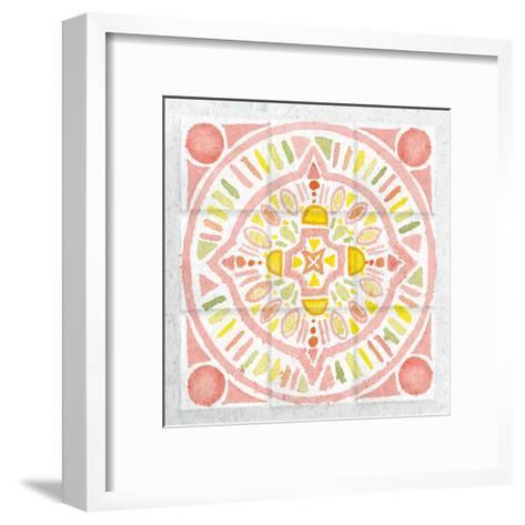 Citrus Tile IV-Elyse DeNeige-Framed Art Print