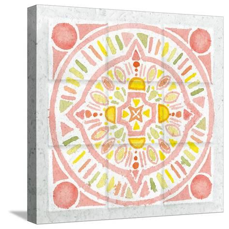 Citrus Tile IV-Elyse DeNeige-Stretched Canvas Print