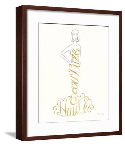 Stylish Sayings IV-Elyse DeNeige-Framed Art Print